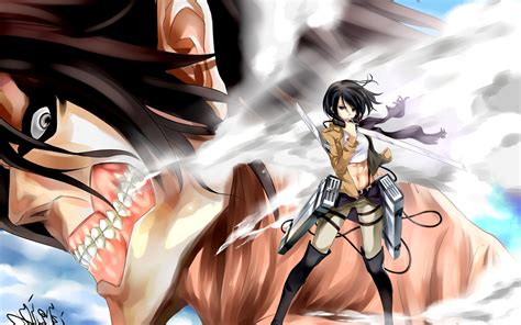attack on titan free attack on titan wallpaper hd collection for free