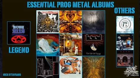 essential modern progressive rock albums images and words progã s most celebrated albums 1990 2016 books bangertv vesperia s gowan guests on lock horns for
