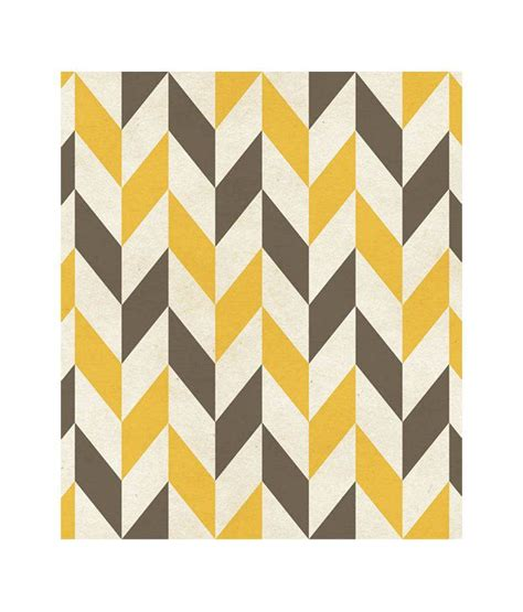 yellow grey pattern wallpaper buy paw yellow gray chevron pattern wallpaper panel