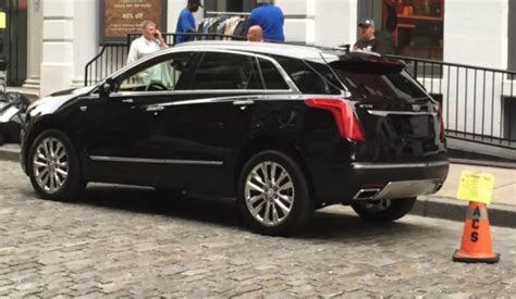2016 cadillac xt5 leaked undisguised gm authority