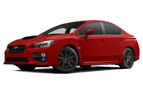 2015 subaru wrx 2015 subaru wrx price photos reviews features