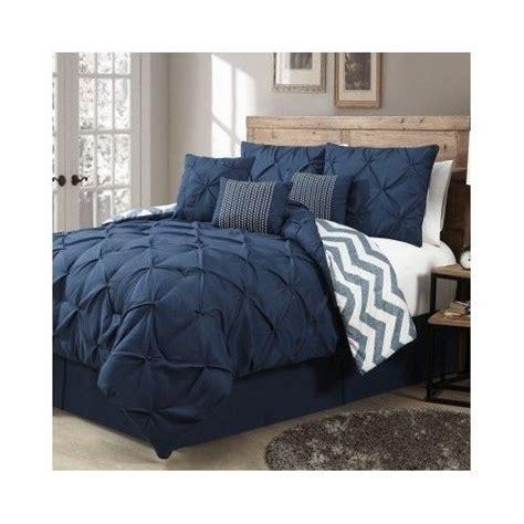 navy blue chevron bedding 17 best ideas about navy blue comforter on pinterest