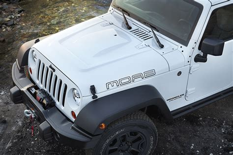jeep moab edition jeep wrangler moab special edition unveiled autoevolution