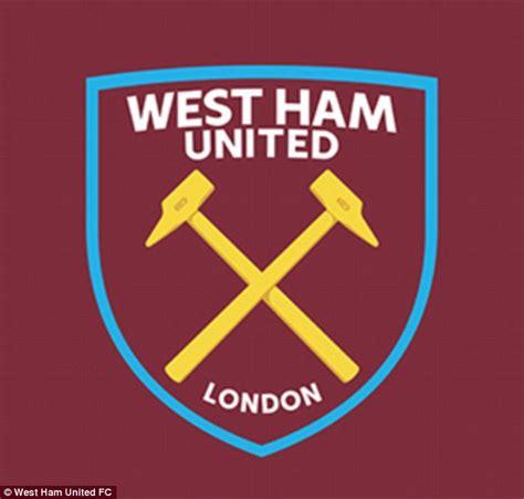 Trucker Westham United 4 indonesia hammers on quot hello guys sudah dengar kabar nya west ham akan mengganti logo