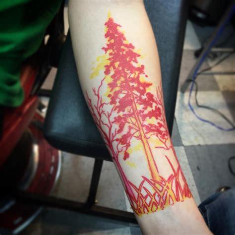 pine tree tattoo designs ideas design trends