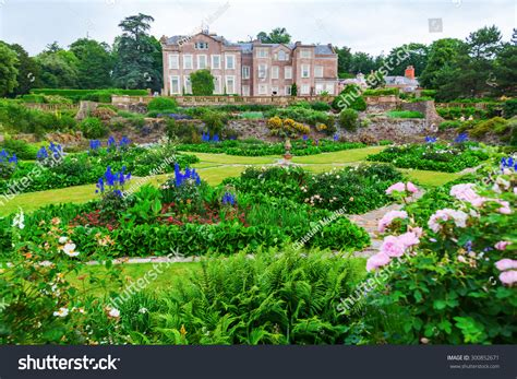 Taunton Gardens by Taunton July 01 2015 Hestercombe Stock Photo