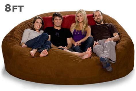 largest bean bag chair in the world bean bag chair home furniture design