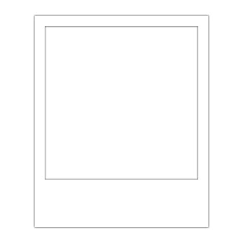 polaroid picture holder card template polaroid template transparent background background