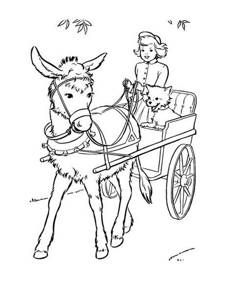 talking donkey coloring page free coloring pages of balaam talking donkey
