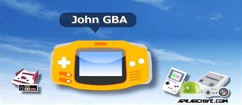 john gba emulator full version free john gba gba emulator v3 03 apk download free