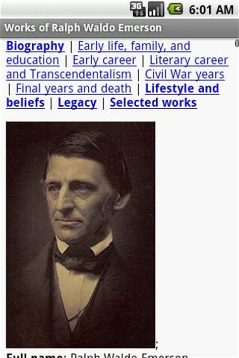 thesis of education by ralph waldo emerson compensation essay ralph waldo emerson