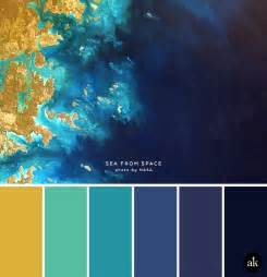 Blue And Brown Bedrooms a sea and space inspired color palette aqua blue aqua