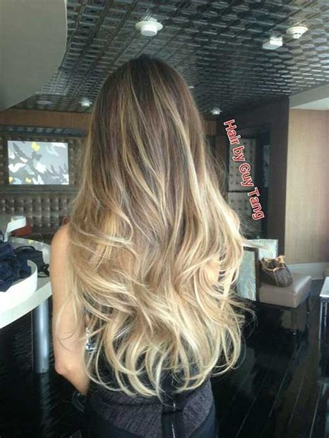 blond ombre hair images 25 best ombre hair color hairstyles haircuts 2016 2017