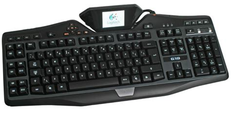 Keyboard Gaming Logitech G19 trusted reviews