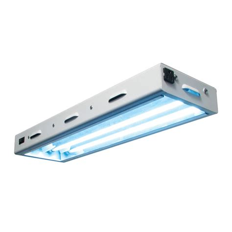 Florescent Light Fixtures Sun Blaze T5 Ho Fluorescent Grow Light Fixtures Sun Blaze Fluorescent Grow Lights Grow Lights