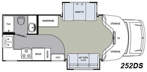 class b motorhome floor plans 53 best ideas about vintage cers on pinterest retro