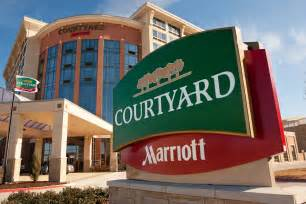 Courtyard Marriott Courtyard By Marriott Announced Its Second Largest