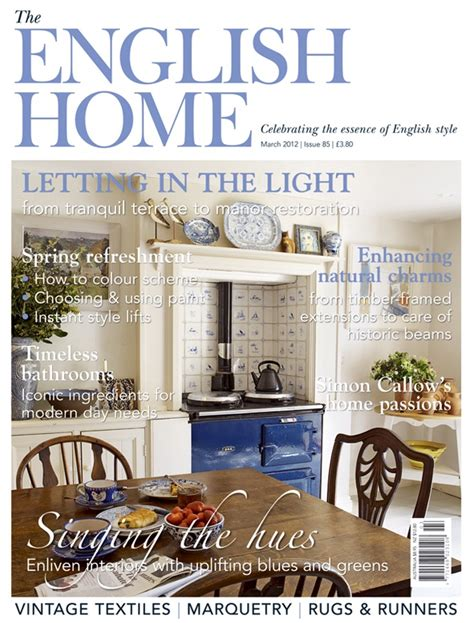 cottage kitchens magazine 17 best images about our magazines on blue