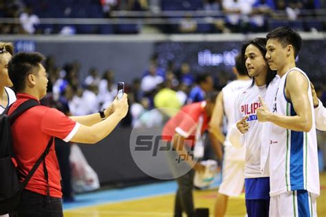 Mba Player Pilipinas by Here Are Four Gilas Pilipinas Players Who Stood Out In The