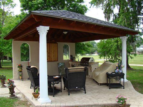 Pavilions new orleans garden pavilions custom outdoor concepts