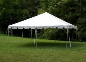 Tent Rental 20 X20 Frame Tent