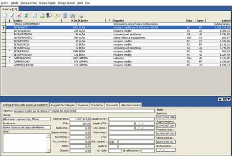 gestionale ufficio software gestionale avvocato flin4lex il programma per l