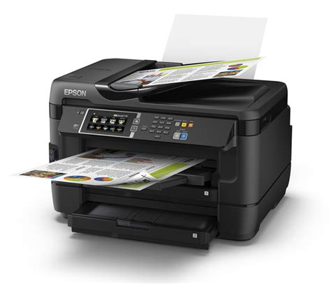 Printer Epson New epson s new precisioncore inkjet printers better than laser whatech