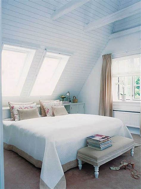 best blues for bedrooms 32 attic bedroom design ideas
