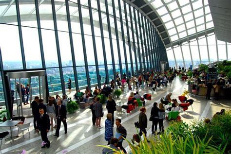 review darwin brasserie sky garden london