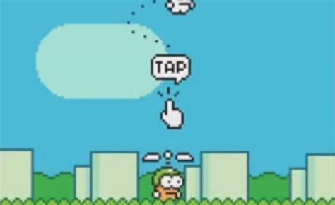 flappy bird swing copters flappy bird 2 ha llegado como swing copters el nuevo juego