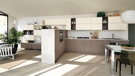 12 modern kitchens with versatile design solutions modular living area and kitchen compositions offer