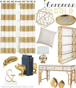 2013 home trends we gorgeous gold