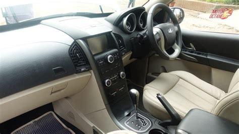 mahindra xuv 500 automatic transmission price mahindra xuv500 automatic price features