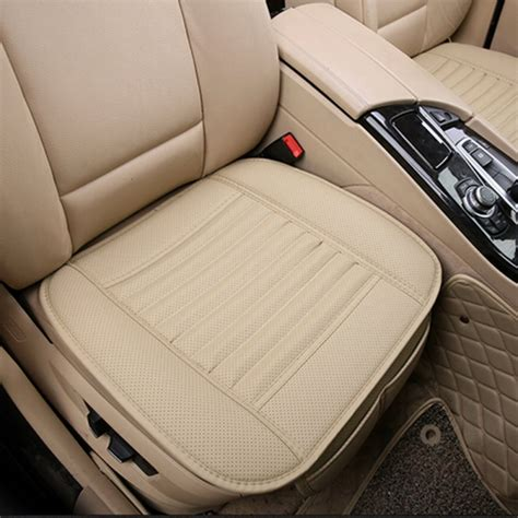 recliners for cers universal seat cushion pu leather car seat cover for auto