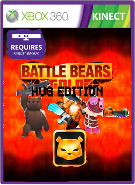 Battle Bears Account Giveaway - battle bears gold battle bears gold hug edition xbox 360 box art cover by