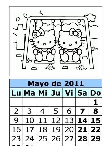 H Mes Kd irontoni calendario mes de mayo