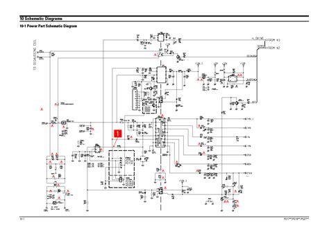 monitor circuit diagram samsung lcd monitor schematic diagram lg flatron w1942s