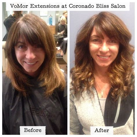 vomor hair 17 best images about before and after on pinterest