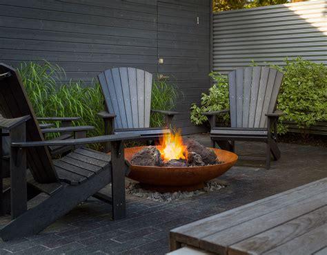 design giardino bracieri da giardino di design ecco 20 modelli pratici ed