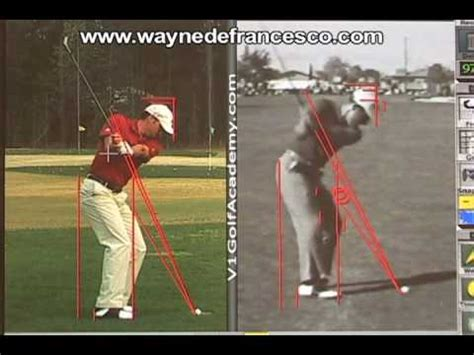 gary player swing sergio garcia vs gary player swing analysis youtube