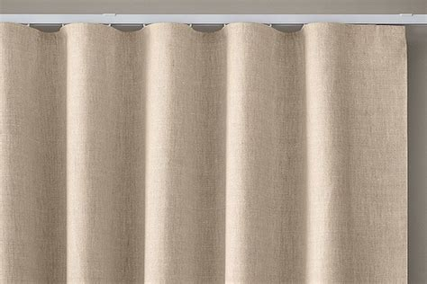 ripple fold drapery draperies island window covering
