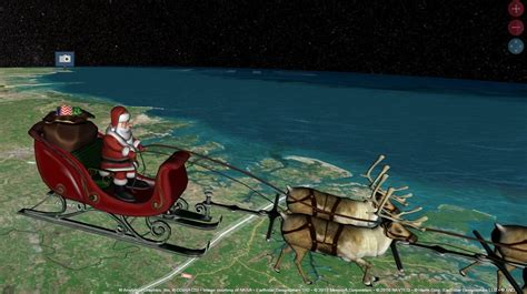 tracking santa on norad live norad santa tracker 2015 breitbart