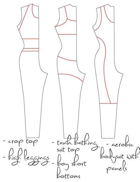 unitard pattern free introducing our newest sloper the bodysuit sloper