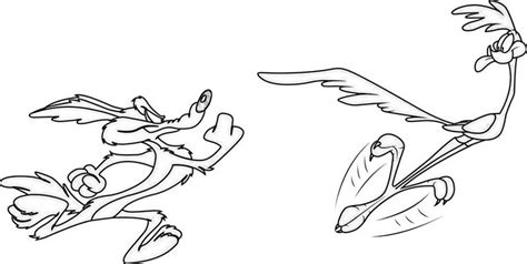 Wile Coyote Coloring Pages Coloring Pages Ideas Wile E Coyote Coloring Pages