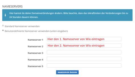 website mit wix verbinden firestorm isp