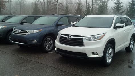 toyota lexus 2014 2014 toyota highlander thread page 15 club lexus forums