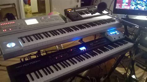 Keyboard Roland Rd 700 Bekas photo roland rd 700sx roland rd 700sx 1584191 1845368 audiofanzine