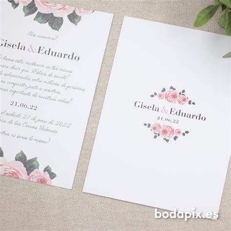 ejemplos de invitaciones de boda iellascom moda ideas de invitaciones de boda con textos originales 161 env 205 o