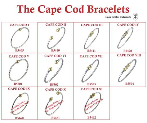 cape cod bracelet story monthly special