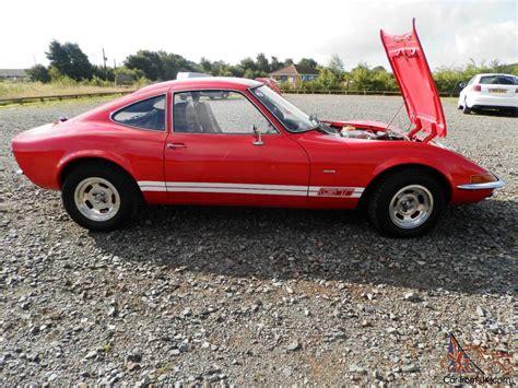 opel red 1970 opel red